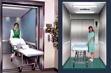 Thang máy bệnh viện Italia 1